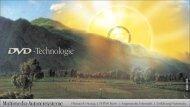 PowerPoint-Präsentation - DVD Technologie