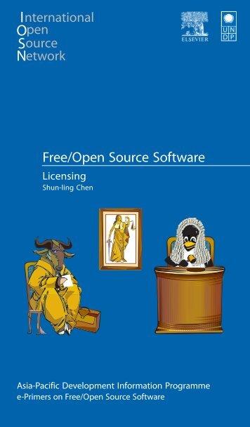 FOSS licensing