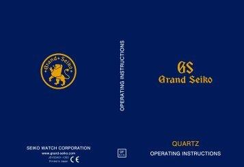 4J51 / 4J52 (Grand Seiko Quartz)