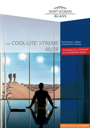 COOl-lITE® XTREME 60/28 - WMA Glass