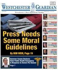 By BOB WEIR, Page 19 - WestchesterGuardian.com