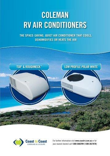 View Colour Brochure for Coleman Air Conditioners - Caravans Plus