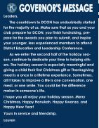 Florida Key Club's Sunshine Source Vol X No 5 Dec-Jan 2015 - Page 4