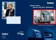 Buiten Ford – Binnen Sortimo Globelyst - Ellermeyer