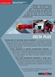 delta plus - Kerakoll