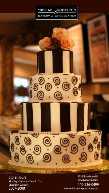 Bakery & Chocolatier - Michael Angelo's Bakery