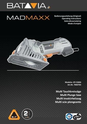 2 year warranty - ELV