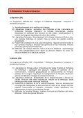 synthèse des études - Institut de langue et de littérature françaises - Page 3