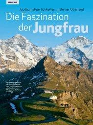 Die Faszination - Jungfrau Region