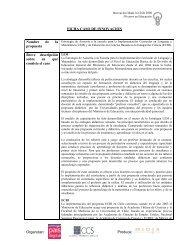 15, LEM y ECBI - Fundación País Digital