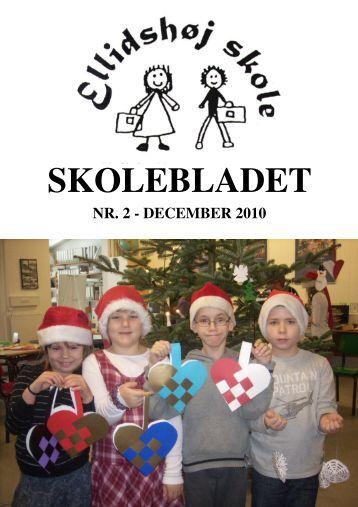 december 2010 - Ellidshøj Skole