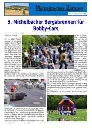 MiZe - Online Ausgabe 53 September 2011 - Michelbach