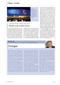 Message issue 1/2010 - Messe Stuttgart - Page 6