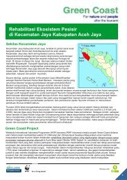Profil LAMNO-Aceh-Jaya.pdf - Wetlands International Indonesia ...