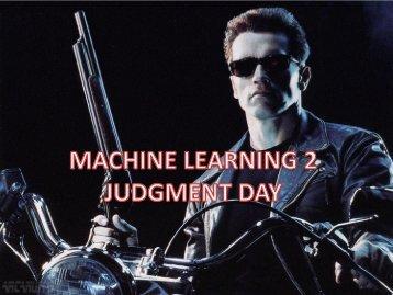 Introduction to Machine Learning - ArrestedComputing