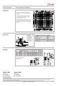 Didelio pralaidumo ventiliai RA-G - Danfoss - Page 2