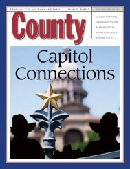 Jan/Feb - Texas Association of Counties
