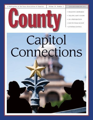 Jan/Feb - Texas Association of Counties