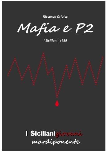 Mafia e P2 - I Siciliani giovani