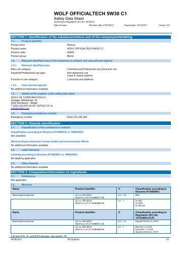 Msds Sheet For Lube Cut 226 162 Thread Cutting Oils Dark