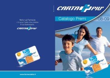 catalogo CartaPiù tr - Gruppo Comifar