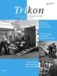 Ausgabe 1/2006 - TRIKON - Westfälische Hochschule