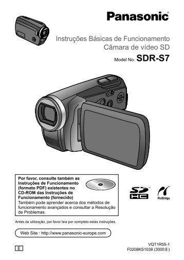 SDR-S7.pdf - Panasonic