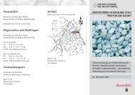 Rohstoffabbau in Rheinland-Pfalz tRadition und zukunft Anfahrt ...