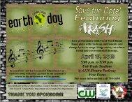 Earth Day Festival 2013 - city of Laredo
