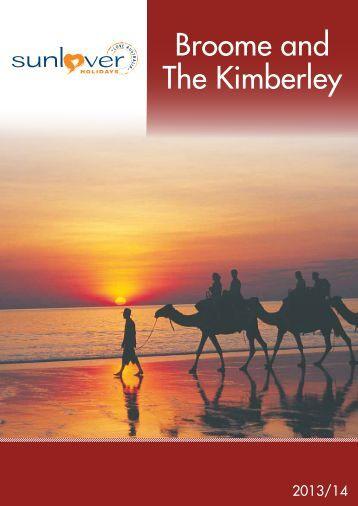 2013-14Broome & The Kimberley - Sunlover Holidays