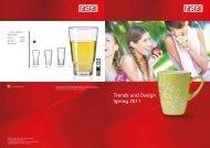 Trends und Design Spring 2011 - Rastal