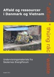 Elevvejledning til Hanoi og affald - Energitjenesten