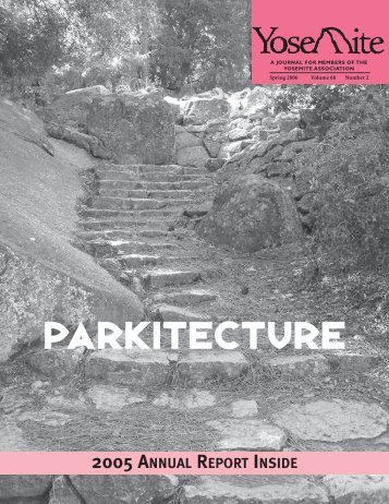 """""""Parkitecture"""" 68(2):3-5 by Charles Palmer - Yosemite Online"""