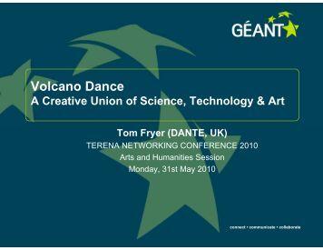 Volcano Dance - Géant