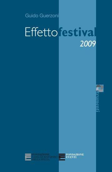 Effettofestival 2009 - Festival della Mente