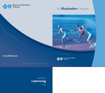 BlueLeaders - Resource Brokerage