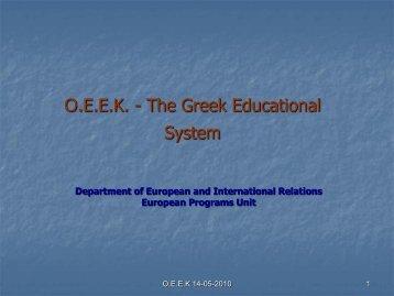 presentation - EVTA