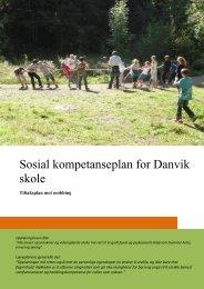 Sosial kompetanseplan for Danvik skole - Drammen kommune