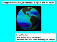 Perspectives on CO and climate: the past and the future