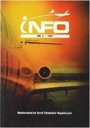 w! - Norsk Flytekniker Organisasjon
