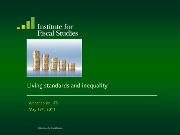 Download full version (PDF 354 KB) - The Institute For Fiscal Studies