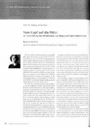 """""""Vom Kopf auf die Füße"""": Zur Entwicklung des Verhältnisses von ..."""