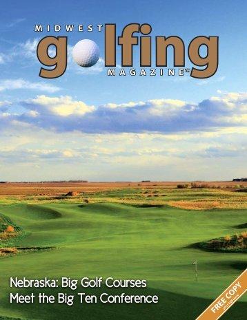 Nebraska - Midwest Golfing Magazine
