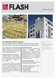 DAS PROZESSOPTIMIERTE GEBÄUDE - IE Engineering Group AG