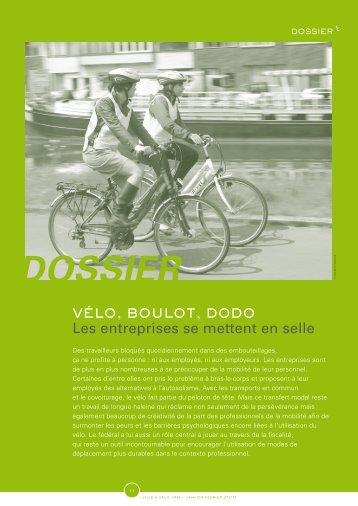 dossier - Union Wallonne des Entreprises