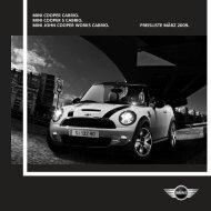 MINI Cabrio R57 03-09:MINI Cabrio 09-07 - Motorline.cc