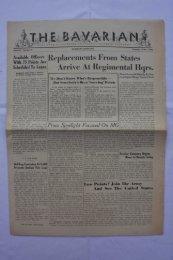 The Bavarian, Vol 1, No 13, November 29, 1945 - 83rd Infantry ...