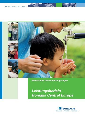 Leistungsbericht Borealis Central Europe