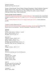 Echanges européens Réunion du 29 mars 2012-03-29 Présents ...