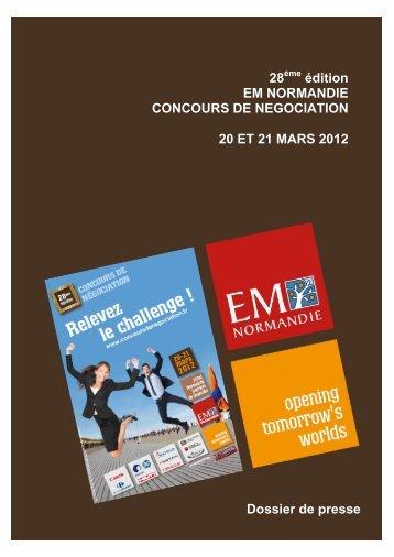 Télécharger le fichier - EM Normandie